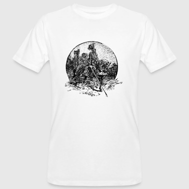 Knight - Men's Organic T-shirt