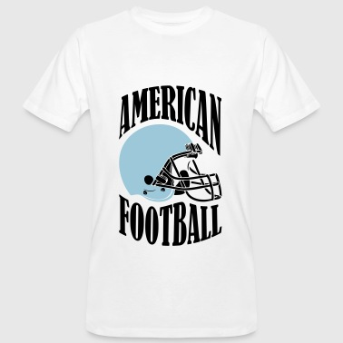 AMERICAN FOOTBALL - Männer Bio-T-Shirt