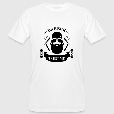 BARBER_2.0 - Men's Organic T-shirt