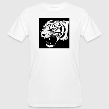 tiger - Men's Organic T-shirt