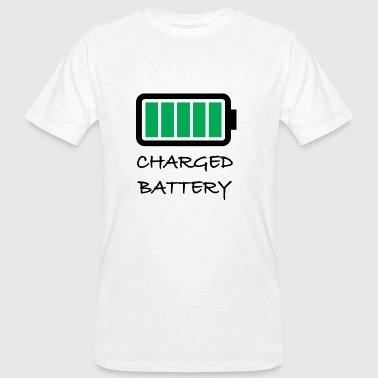 BATTERY - Men's Organic T-shirt