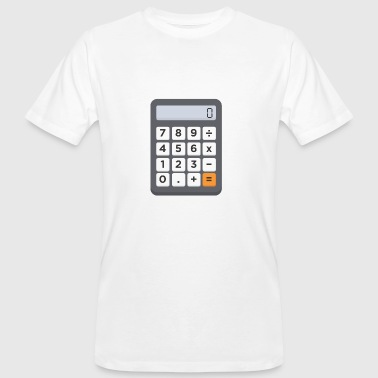 Now you always have your calculator with you. - Men's Organic T-shirt