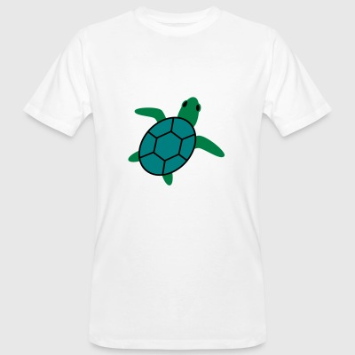 turtle - Men's Organic T-shirt