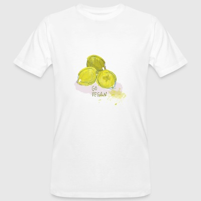 GoVeganZitronen - Men's Organic T-shirt