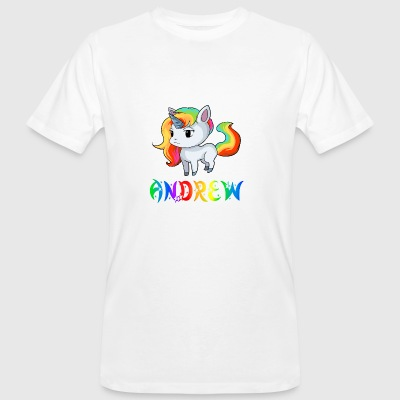 Unicorn Andrew - Men's Organic T-shirt