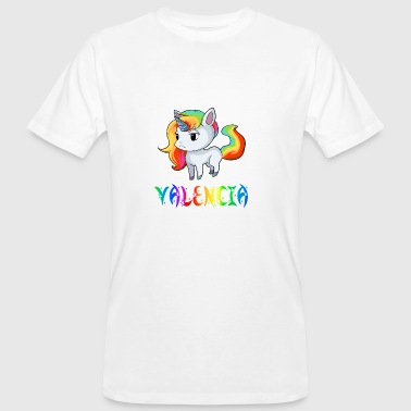 Unicorn Valencia - Men's Organic T-shirt