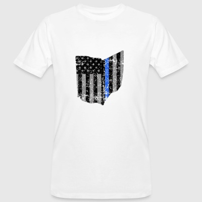 Ohio Highway Patrol - Mannen Bio-T-shirt