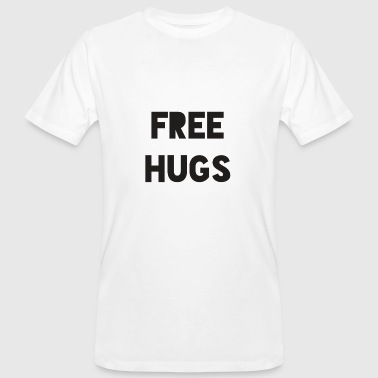 FREE HUGS - Men's Organic T-shirt