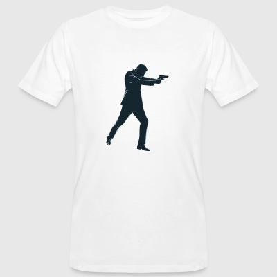 secret agent - Men's Organic T-shirt
