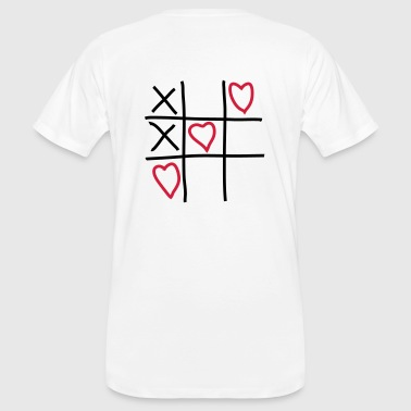 tictactoe - Men's Organic T-shirt