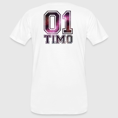 Timo name - Men's Organic T-shirt