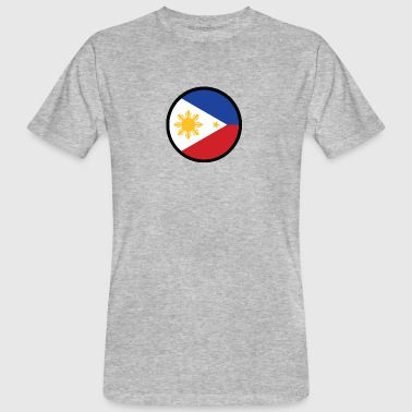 Boracay Under The Sign Of The Philippines - Men's Organic T-Shirt