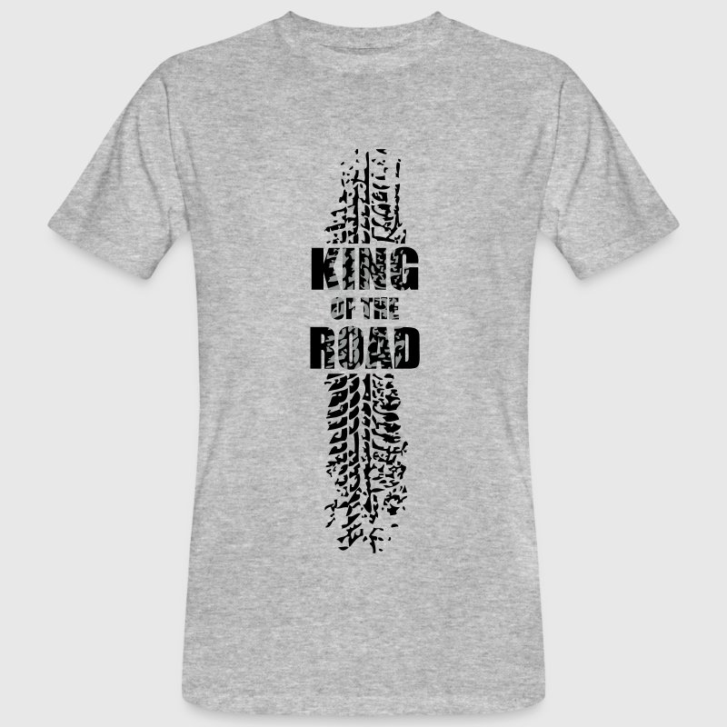 King of the road - Camiseta ecológica hombre