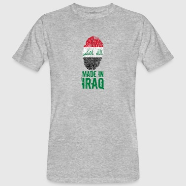 Bagdad Made in Iraq / Made in Iraq العراق - T-shirt ecologica da uomo