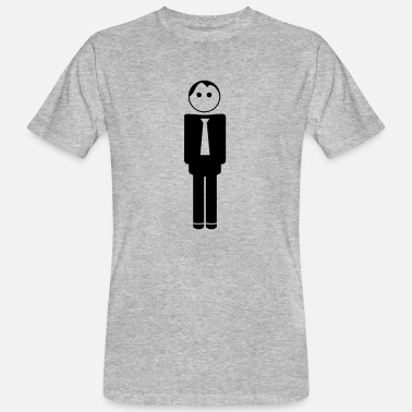 Groom To Be groom / husband to be / bachelor 1c clipart - Männer Bio-T-Shirt