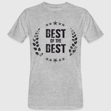 Best of the Best - T-shirt ecologica da uomo