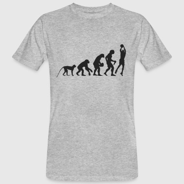 Evolution Basketball Evolution Basketball - Men's Organic T-Shirt
