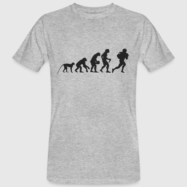 Evolution Football - T-shirt ecologica da uomo