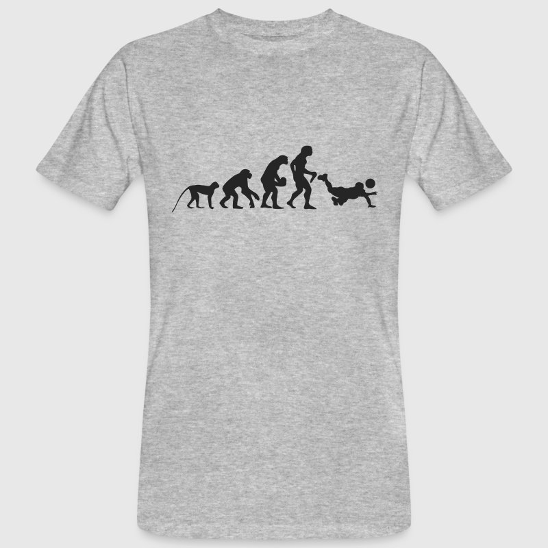 Evolution Volleyball - Men's Organic T-shirt