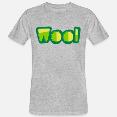 Wool (Liverpool Slang) - Men's Organic T-Shirt