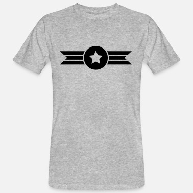 flying star - Men's Organic T-Shirt
