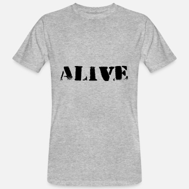 Pearl Jam ALIVE - still alive after all these years - Männer Bio-T-Shirt