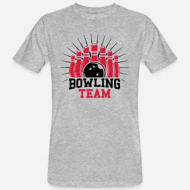 Kegler Bowling team - Men's Organic T-Shirt