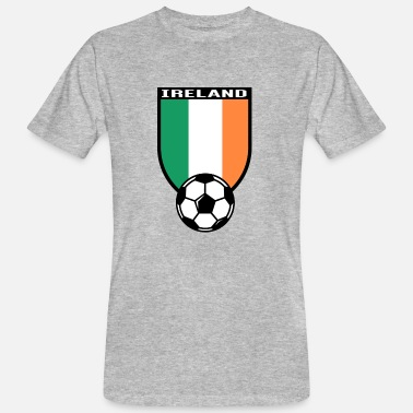 Ireland Fan Ireland football fan shirt 2016 - Men's Organic T-Shirt