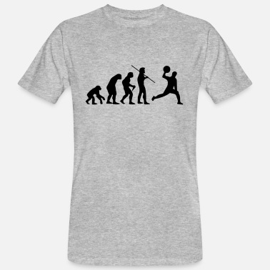 Dodgeball DODGEBALL EVOLUTION! - Men's Organic T-Shirt