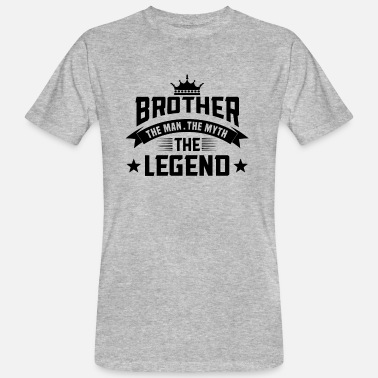 For Honor Brother the Man the Myth the Legend - T-shirt bio Homme