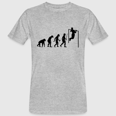Pull Ups Evolution Pull Up - Men's Organic T-Shirt