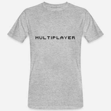 Multiplayer Multiplayer - Men's Organic T-Shirt