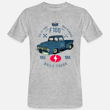 Coole F100 Built Tough - Männer Bio-T-Shirt