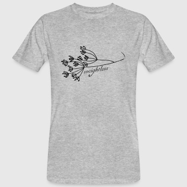 Weightless weightless - Men's Organic T-Shirt