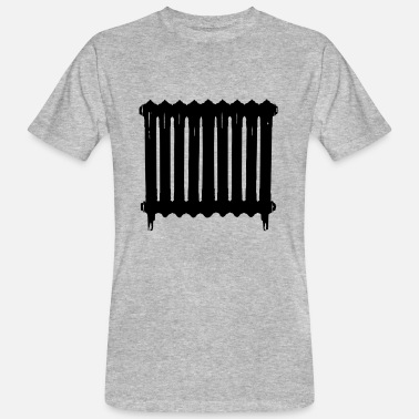 Radiation radiator - Men's Organic T-Shirt