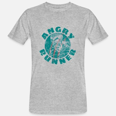 mad runner jogger - Men's Organic T-Shirt