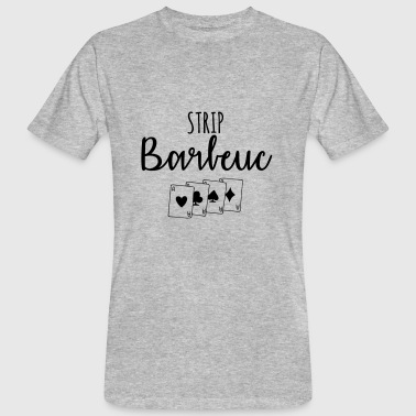 Strip barbeuc - Men's Organic T-Shirt