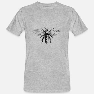 Insect Bee Insect Gift Sla de bijen - Mannen Bio-T-shirt