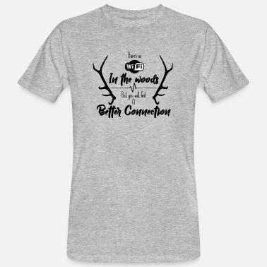 Connection - Men's Organic T-Shirt
