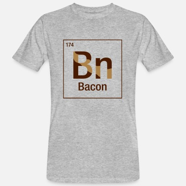 Bacon Bacon periodiske T-shirts - Organic mænd