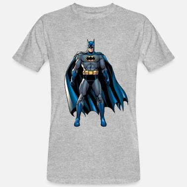 Batman 'Pose' Teenager Longsleeve shirt - Økologisk T-skjorte for menn