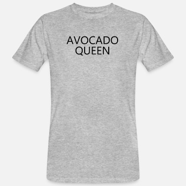 avocado queen - Men's Organic T-Shirt