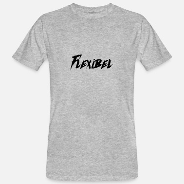 Flexible Flexible marker - Men's Organic T-Shirt