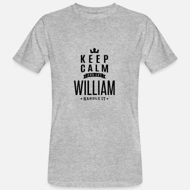 William WILLIAM - T-shirt ecologica da uomo