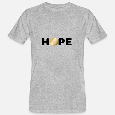 Sia Hope crypto SIA Siacoin crypto coin png - Männer Bio-T-Shirt