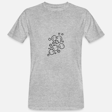 Blubber Bubbleblown | Bubble - Men's Organic T-Shirt