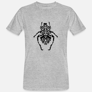 Dung Beetle dung beetle - Men's Organic T-Shirt