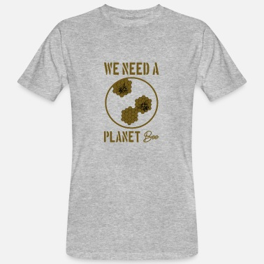Animal Planet Planet Bee - T-shirt ecologica da uomo