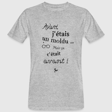 Moldu Collection - T-shirt bio Homme