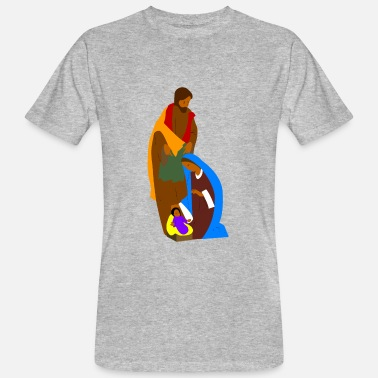 Nativity Nativity Scene - Men's Organic T-Shirt